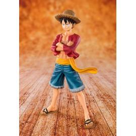 Figurine One Piece - Straw Hat Luffy Figuarts Zero 14cm
