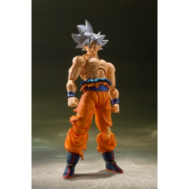 Figurine Dragon Ball Z - Son Goku Ultra Instinct S.H.Figuarts 14cm