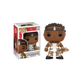 Figurine WWE - Xavier Woods Pop 10 cm