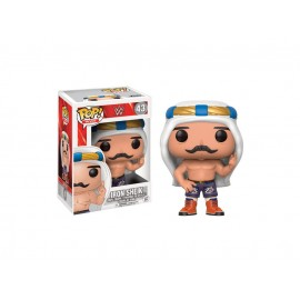 Figurine WWE - Iron Sheik Pop 10 cm