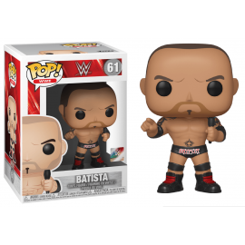 Figurine WWE - Batista Pop 10cm