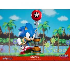 Figurine Sonic The Hedgehog - Sonic The Hedgehog 29cm