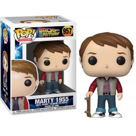 Figurine Retour vers le Futur - Marty 1955 Pop 10cm