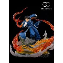 Précommande Fullmetal Alchemist - Roy Mustang The Flame Alchemist Oniri Creation
