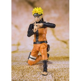 Figurine Naruto - Action Figure Best Selection - Personnage de Naruto Uzumaki - 15 cm