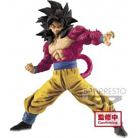 Figurine Dragon Ball Z - Full Scratch - Son Goku Super Saiyan 4