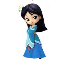 Figurine Disney - Q Posket - Mulan Royal Style Ver. A