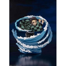 Figurine Demon Slayer - Kamado Tanjiro Water Breathing Figuarts Zero 15cm