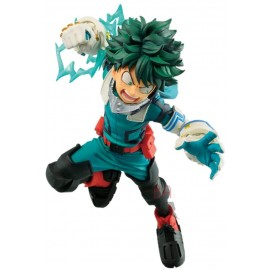 Figurine My Hero Academia - The Movie Heroes Rising - Vs Villain Deku 12cm