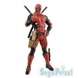 Figurine Marvel - Deadpool (ok) Sega Limited Premium 20cm
