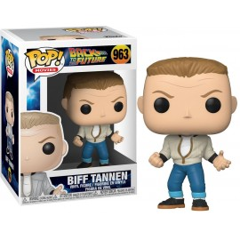 Figurine Retour vers le Futur - Biff Tannen Pop 10cm
