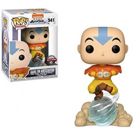 Avatar The Last Airbender - Aang on Airscooter Special Edition Pop 10cm