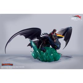 Precommande Statue Dragons - Krokmou & Harold Taka Corp Studio