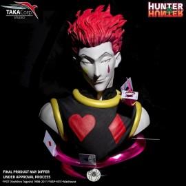 Précommande Hunter X Hunter - Buste Hisoka