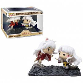 Figurine Inuyasha - Inuyasha Vs. Sesshomaru Anime Moments Pop 15cm