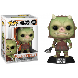 Figurine Star Wars - The Mandalorian - Gamorrean Fighter Pop 10 cm