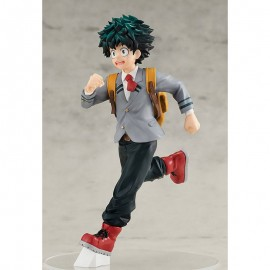 Figurine My Hero Academia - Statuette Pop Up Parade Izuku Midoriya 18 cm