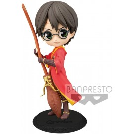 Figurine Q Posket Harry Potter - Harry Potter Quidditch Style Ver B 14cm