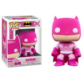 Figurine Dc Comics - Batman Breast Cancer Awareness Pop 10cm