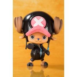 """Figurine One Piece """" Gold """" - Tony Tony Chopper Black Figuarts Zero 7cm"""