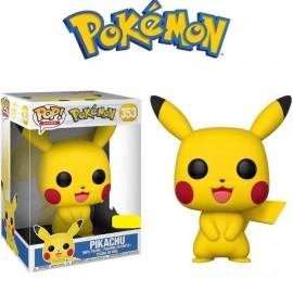 Figurine Pokemon - Pikachu Pop 10cm