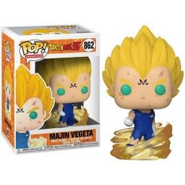 Figurine Dragon Ball Z - Majin Vegeta Pop 10 cm