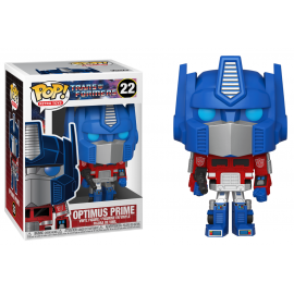 Figurine Transformers - Optimus Prime Pop 10cm