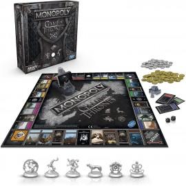 Monopoly Game Of Thrones - Jeu de plateau Edition Collector Version française