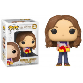 Figurine Harry Potter - Holiday Hermione Granger Pop 10cm