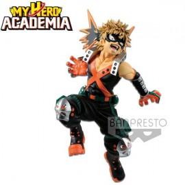 Figurine My Hero Academia - King of Artist Katsuki Bakugo 18cm