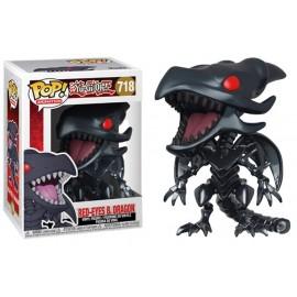 Figurine Yu-Gi-Oh ! - Red eyes Black Dragon Pop 10 cm