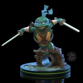 Figurine Tortues Ninja - Q-Fig Leonardo 13 cm