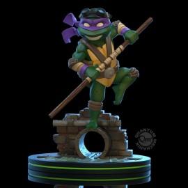 Figurine Tortues Ninja - Q-Fig Donatello 13 cm