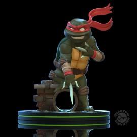 Figurine Tortues Ninja - Q-Fig Raphael 13 cm