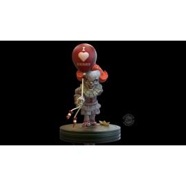 Figurine It/Ça : Chapitre 2 - Q-Fig Pennywise 15 cm