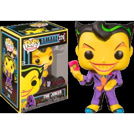 Figurine DC Comics - Batman The Animated Series - The Joker Black Light Glow Special Edition Pop 10cm