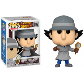 Figurine Inspecteur Gadget - Inspector Gadget Pop 10cm