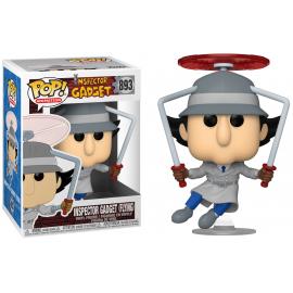 """Figurine Inspecteur Gadget - Inspector Gadget """"FLYING"""" Pop 10cm"""
