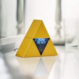Réveil The Legend of Zelda - Triforce Alarm Clock 16cm