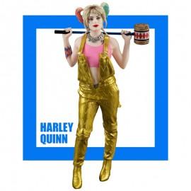 Figurine DC Comics - Birds of Prey - Harley Quinn SSS 18cm