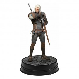 Figurine The Witcher 3 Wild Hunt - Statuette Heart of Stone Geralt Deluxe 24 cm