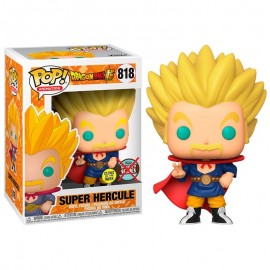 Figurine Dragon Ball Super - Super Hercule Glows in the Dark Speciality Series Pop 10 cm