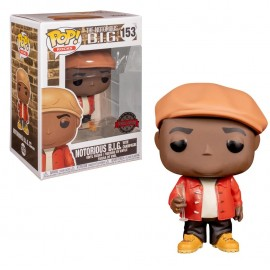 Figurine Notorious Big - Notorious B.I.G with Champagne Special Edition Pop 10cm