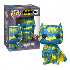 Figurine Batman - Batman Art Series (2) Special Edition Pop 10cm
