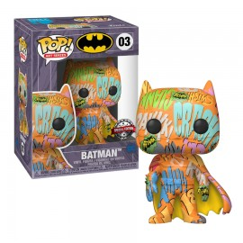 Figurine Batman - Batman Art Series (3) Special Edition Pop 10cm