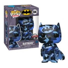 Figurine Batman - Batman Art Series (4) Special Edition Pop 10cm