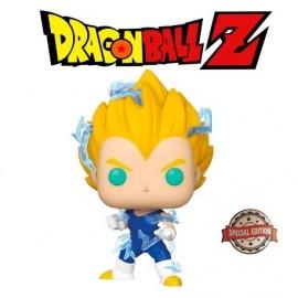 Figurine Dragonball Z - Super Saiyan 2 Vegeta Special Edition Pop 10cm