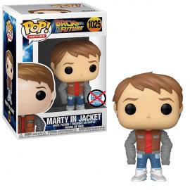 Figurine Retour vers le Futur - Marty in Loose Jacket Special Edition Pop 10cm
