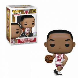 Figurine Basketball Legends - Scottie Pippen (Bulls home) Pop 10cm