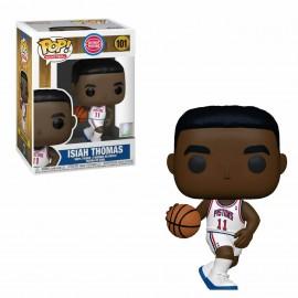 Figurine Basketball Legends - Isiah Thomas (Pistons home) Pop 10cm